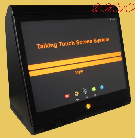 Prenosni računar (Talking touch screen system)